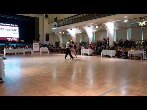 Sergey Ryabov & Irina Ryabova. 5th Argentine Tango Baltic Open Cup 2019.