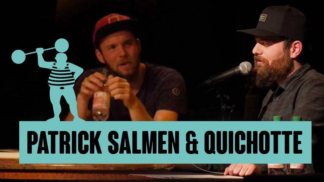 Patrick Salmen & Quichotte - Bad Verse Battle Best of