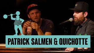 "Patrick Salmen & Quichotte – Best of ""Bad Verse Battle"""