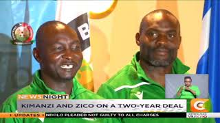 Zico to double as KCB's head coach as well as Harambee Stars ass. coach