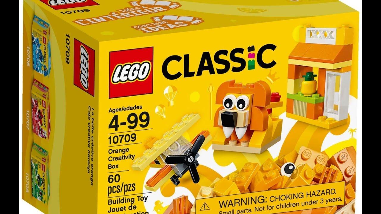Lego classic конструктор набор для творческого конструирования 10703 купить детские товары по выгодным ценам в интернет-магазине ozon. Ru.