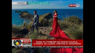 SONA: Road to forever ng isang couple, lumibot sa Luzon, Visayas at Mindanao thumbnail