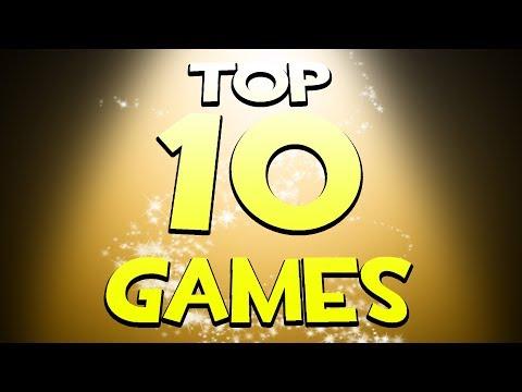 My PERSONAL Top 10 Favorite Games