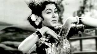 Dil Teri Nazar Mein Atka Re - Nimmi, Lata Mangeshkar, Bhai Bhai Song