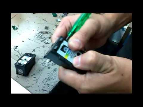วิธีการติดตั้งแท็งค์ Canon mp237 install tank โดยคอมพิวท์