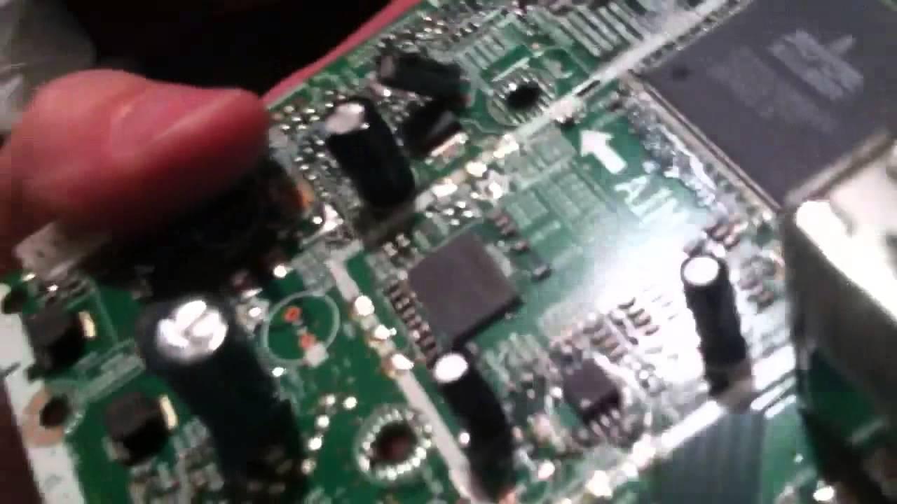 sanyo dp42740 wont turn on fix [ 1280 x 720 Pixel ]