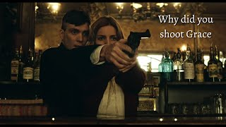 Peaky Blinders | Everyone's A Whore, Grace / Tommy Shelby, Grace