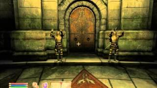 TES IV Oblivion - стражники отрываются под Bomfunk MC's