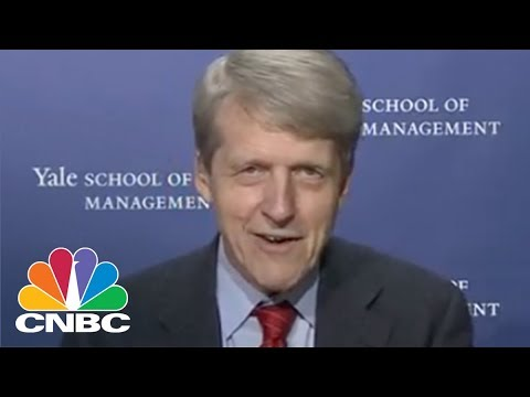 Yale University Professor Robert Shiller On Investor Sentiment & The Market | Trading Nation | CNBC