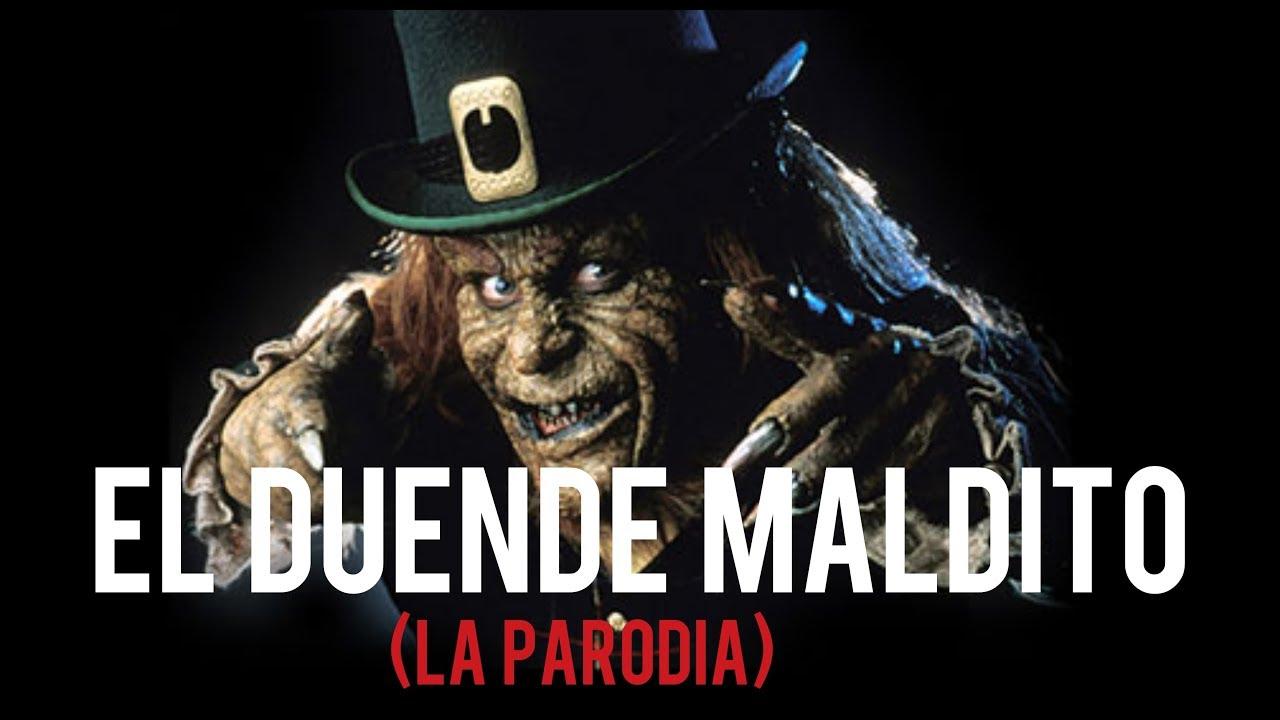 El Duende Maldito La Parodia Doblaje Eddiemew Youtube