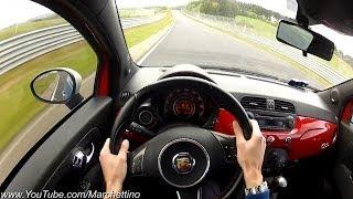 My Abarth 500 FAST Nurburgring Lap - 8:55 BTG(, 2014-07-29T10:00:06.000Z)