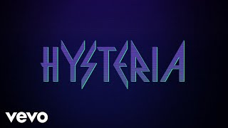 Def Leppard - Hysteria (Official Lyric Video)