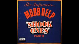 Mobb Deep - Shook Ones Pt.2 Instrumental