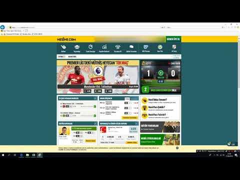 Nesine.com Spor Toto Otomatik Oynama ve 14 Garanti Formül