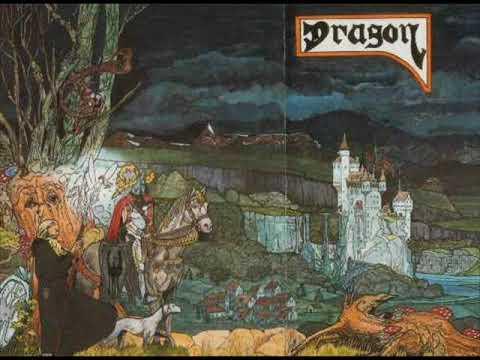 Dragon = Kalahen - 1977 - ( Full Album)