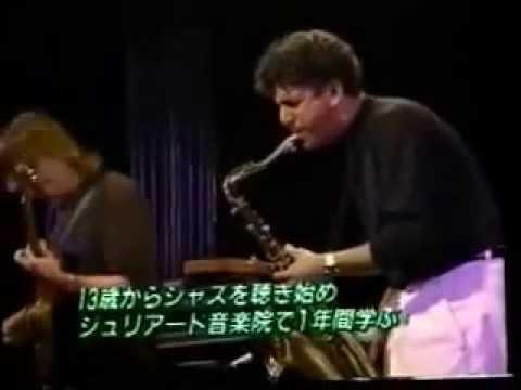 Bob Berg   Mike Stern Band   Chromazone