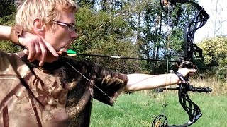 Compound Bow Bowtech Carbon Icon 50 70 lbs Łuk bloczkowy