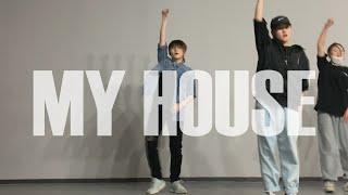 "Dance Practice By @Haeri Seong / 2PM 투피엠 ""우리집 My House&…"