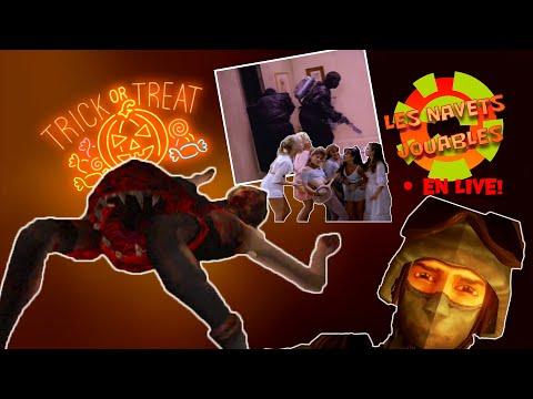 Live n°13 - Soirée nanars d'Halloween