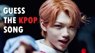 GUESS THE KPOP SONG | CAN YOU GUESS THEM ALL?