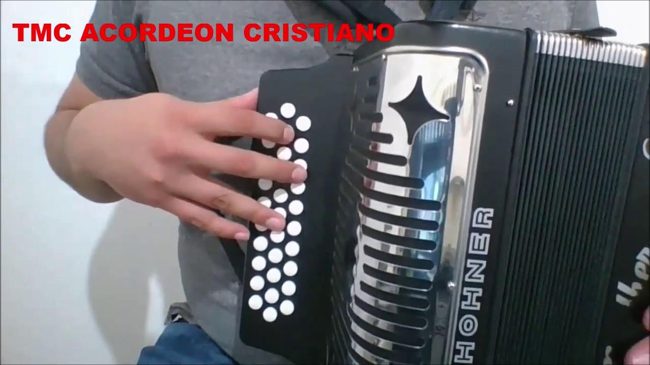 nomas un camino hay tony sauceda tutorial instruccional acordeon sol con tmc acordeon cristiano
