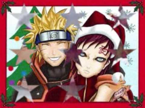 Anime Weihnachten Bilder.Weihnachten Bei Naruto Und Den Akas