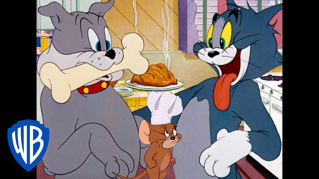 Tom & Jerry | Thank You for the Food! | Classic Cartoon Compilation | WB Kids