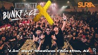 Konsert BunkfaceX 'Live'