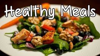 Weight Loss Meal Ideas: My Food Diary 3