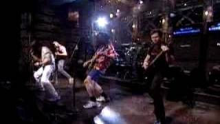 Andrew WK Party Hard Live SNL