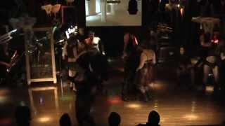 The Rocky Horror Show @ The Den Nightclub 10/31/10 (Act 1)