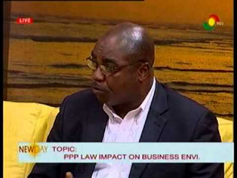 New Day - Discuss The Impact of Public Private Partnership - 9/1/2014