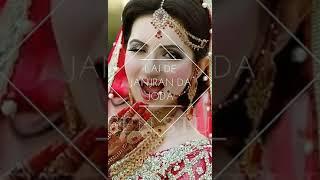 Laung lachi || Mere sunne sunne pair || Mannat Noor|| Punjabi song || WhatsApp status ||