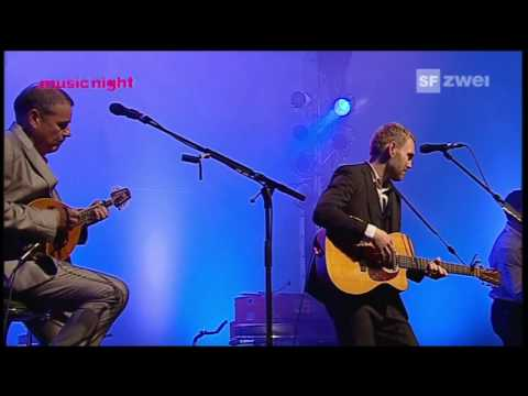David Gray - Sail Away Live in Luzern
