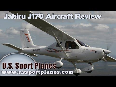 US Sport Planes Takes Over North American Sales of Jabiru Light-Sport Aircraft