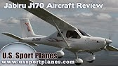 Jabiru test flying - YouTube