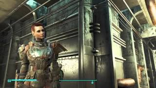 Fallout 4 красивый персонаж