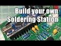 DIY Soldering Station for Hakko 907 clone [new version]