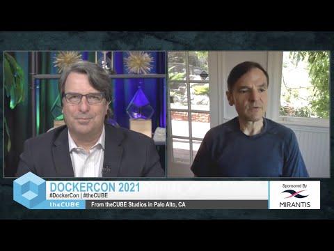 Adrian Ionel, CEO, Mirantis | DockerCon 2021