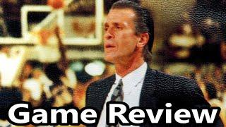 Pat Riley Basketball Sega Genesis Review The No Swear Gamer Ep 725