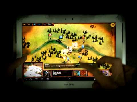 Autumn Dynasty (RTS) comes to Android