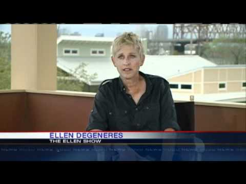 Ellen Comes Home To New Orleans; Speaks To WDSU In Exclusive Interview