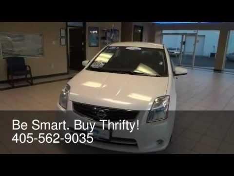 2010 Nissan Sentra 2.0 SR Thrifty Car Sales OKC Used Car Presentation Oklahoma City, OK 73116