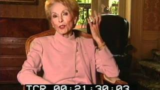 Janet Leigh 1996 Interview Part 3