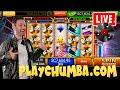 LIVE SLOTS 🎰 NEW Slot Machines $1,000SC on LuckyLand ...