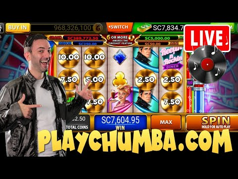 🔴 LIVE Online Slots 🎰 Featuring My BIGGEST WIN Of 2020! PlayChumba Social Casino! #ad