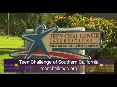 SAMHSA National Recovery Month Video, Featuring Teen Challenge Of Southern California