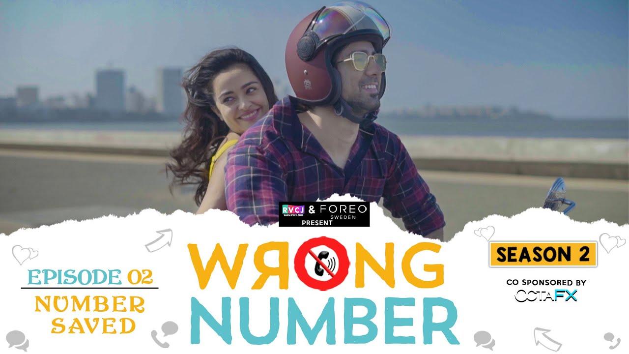Wrong Number | S02E02 - Number Saved | Apoorva, Ambrish, Badri, Anjali & Parikshit | RVCJ Originals