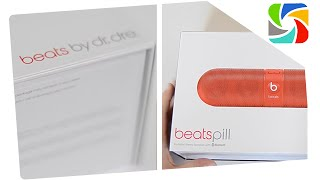 79 € Beats Pill mit Dude Unboxing [Deutsch/German] - TechBen