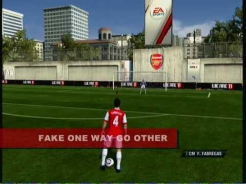 FIFA 11 - Skill Moves Tutorial